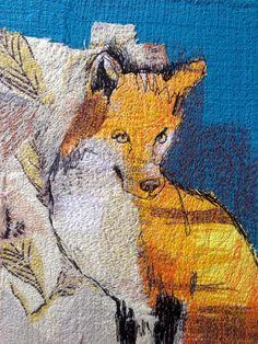 The Bloggings Of Mrs Bertimus: Patchwork Fox
