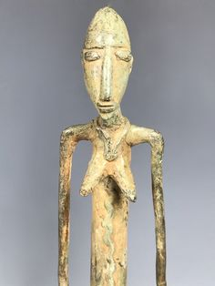 Tribal Art, African Art Dogon Statue