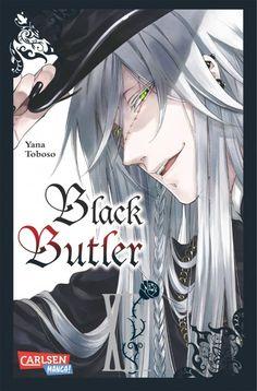 Black Butler 14: Black Butler, Band 14 - Taschenbuch   CARLSEN Verlag