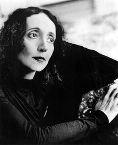 Joyce Carol Oates (told to me by a drunk man who was attempting to hit on me in a bar in Albany, NY)