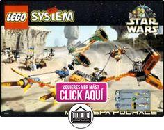 Lego Star Wars Mos Espa Podrace Episode1  ✿ Lego - el surtido más amplio ✿ ▬► Ver oferta: http://comprar.io/goto/B0000WS4V0