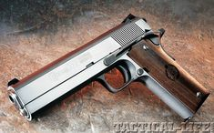 Coonan .357 magnum 1911 pistol Next in line on my shopping list :)