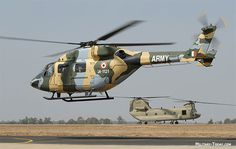 Helicopters | the hal dhruv is a low cost and high performance light utility ...