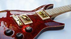 Handmade prestigious guitar - Andy Lucas