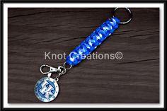 aminco NCAA Kentucky Wildcats Paracord Survival Bracelet