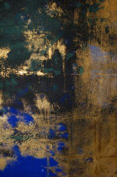 Details from Fujimura's recent installation at DEMDACO in Leawood, Kansas (Kansas City metro): The metallics were marvelous, typical of Fujimura's work and better than other works of his I've seen ...