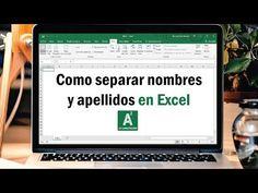 Funciones Encontrar, izquierda, derecha | Excel 2013 Curso Avanzado #13 - YouTube