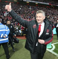 Ole Gunnar Solskjaer took charge of his first Premier League match at Old Trafford since taking over at Manchester United Manchester United Stadium, Man Utd Fc, Official Manchester United Website, British Football, Marcus Rashford, Man Of The Match, Premier League Matches, Old Trafford, Man United