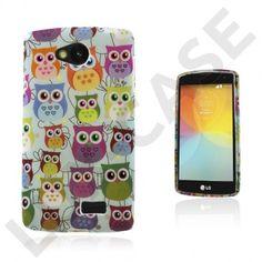 Westergaard LG F60 Deksel - mange Ugler Smartphone, Phone Cases