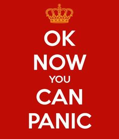 Brexit - ok now you can panic