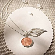 Perfect for my mother in law... pennies are special in our family