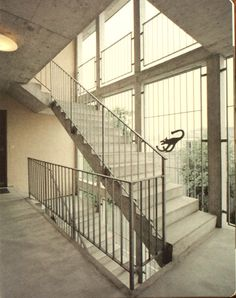 The Musicians House - Hidden Architecture Miroslav Sik, Stair Elevator, Interior Design Boards, Social Housing, Architecture, Stairs, Layout, Tumblr, Building