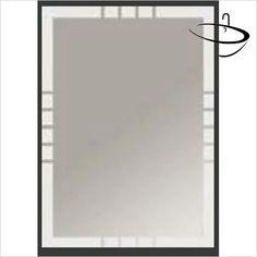 Bathroom Origins Mirrors - Bathroom Origins Alberville Mirror 50 - 500 x 700mm