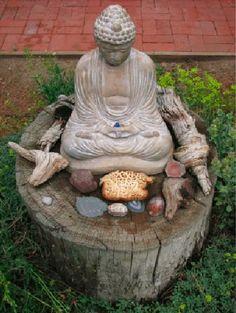 Altared States:  Buddhist #Altar.