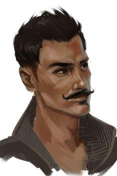artbyfey: Dorian you beautiful man.