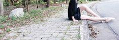 Julyana Donda - 6°D Matutino  Título: A quem me deu sentido. Fotos: Marcio Donda Edição: Julyana Donda Texto: Don't Watch Me Dancing (Não Me Veja Dançar) - Little Joy