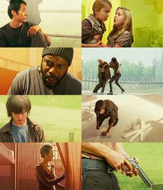 """The Walking Dead 4x02 """"Infected"""""""