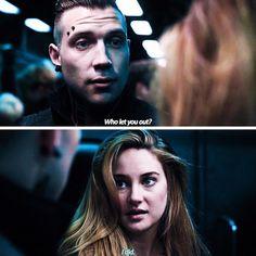 No one can control Tris! #qot