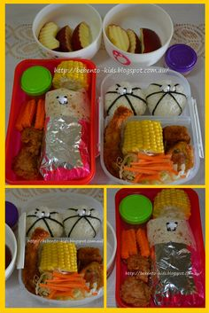 Wrap and Onigiri Bento