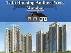 Good news for the people of #mumbai that we are launching a #preupcomingrealestate project name as Tata Housing Andheri West.To know more please visit the website which link is shown below http://www.tatahousingandheri.co.in