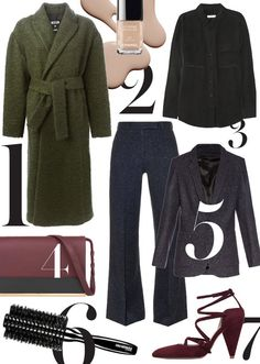 The 7 pieces you need for the perfect menswear-inspired layered look.