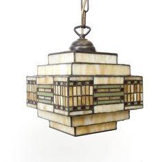 Hanglamp Tiffany Kubus