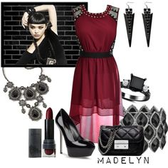 """Madelyn"" by pandacat on Polyvore"