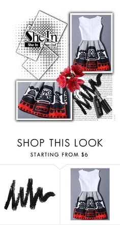 """She in #1"" by fluffybunny15 ❤ liked on Polyvore featuring shein"