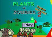 Plants Vs Zombies Tower Defense 2