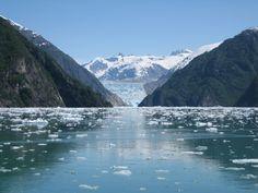 Alaskan Glacier Tour