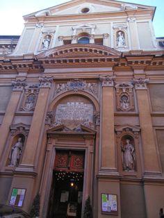 Cuneo e dintorni: Chiesa di Santa Maria