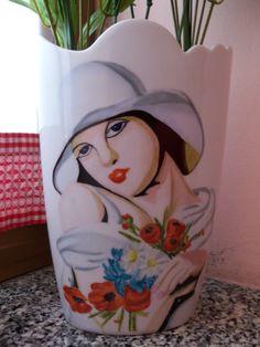 Vaso da Tamara De Lempicka - Hot Summer