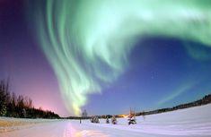 Aurora Borealis - Dancing Lights Lesson, Materials, Activities