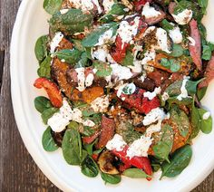 Spicy Beef with Harvest Vegetables - Annabel Langbein – Recipes Roasted Vegetable Salad, Vegetable Recipes, Vegetable Pizza, Beef Recipes, Cooking Recipes, Healthy Recipes, Easy Recipes, Harvest Vegetables Recipe, Grilled Vegetables