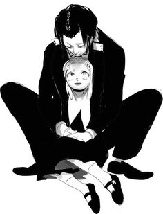 Hug Lenore & Ragamuffin
