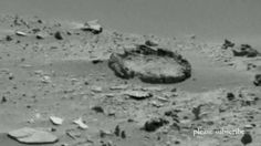 mars anomaly | Strange Ring Of Rocks On Mars! - Mars Anomalies 2014 [Video]