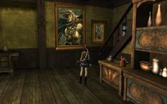 Exploring the home instance