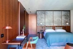 Luxury Hotel Il Sereno by Patricia Urquiola