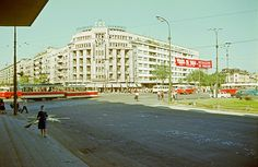 Socialist State, Socialism, Warsaw Pact, Central And Eastern Europe, Bucharest Romania, Old City, Timeline Photos, Old Pictures, Time Travel
