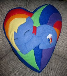 My Little Pony Friendship is Magic Sleeping by TheEclecticHalfling, $85.00