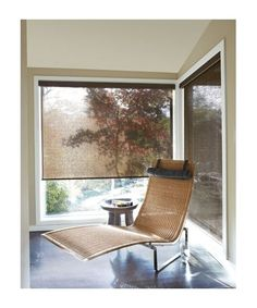 Enjoy the view without the glare with Solar Roller Shades