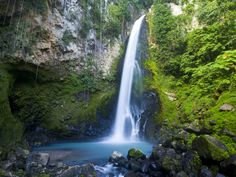 birth, waterfalls, victoria falls, islands, travel, dominica, place, caribbean, rainforests