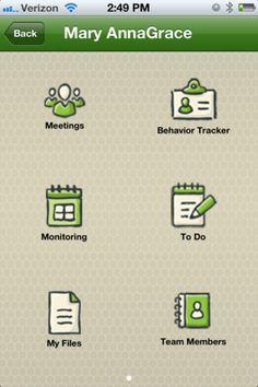 My IEP Meeting - An App for IEP Meetings