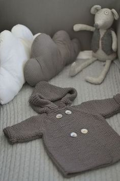 Chaqueta bebe