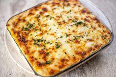 Seafood Lasagna Recipe - Coop Can Cook Fish Recipes, Seafood Recipes, Appetizer Recipes, Vegetarian Recipes, Cooking Recipes, Dinner Recipes, Appetizers, Seafood Lasagna Recipe Easy, Seafood Dinner