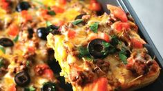 MEXICAN PIZZA – WW Recipes & Tips.
