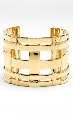 Tory Burch 'Hallow' Cuff available at #Nordstrom