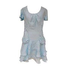vestido de seda cris barros  www.lebeh.com.br