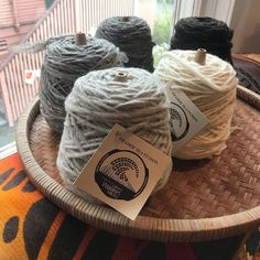 """Knotty by Nature (@knottyknews) added a photo to their Instagram account: """"We are pleased to offer the yarn Prairie Sea Fusion. Developed in co-operation with Salish Fusion…"""" Instagram Accounts, Sea, Knitting, Nature, Decor, Naturaleza, Decoration, Tricot, Breien"""