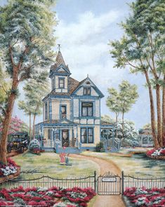 Brentwood House (Kay Lamb Shannon)